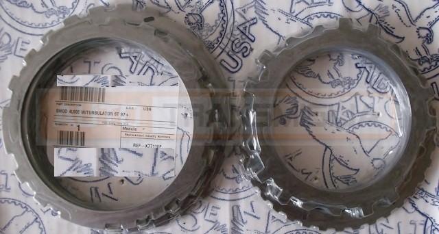 Metalinių diskų rinkinys 4L60E