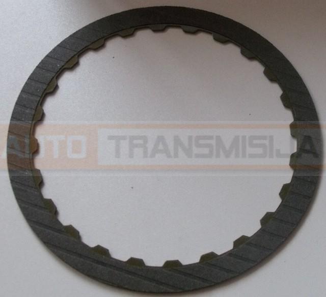 Frikcinis diskas (Forward/Reverse) K1, K2 AG4/01M/01N/01P