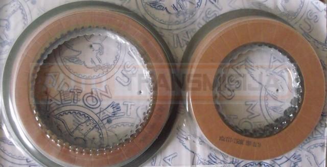 Frikcinių diskų rinkinys 4T80E