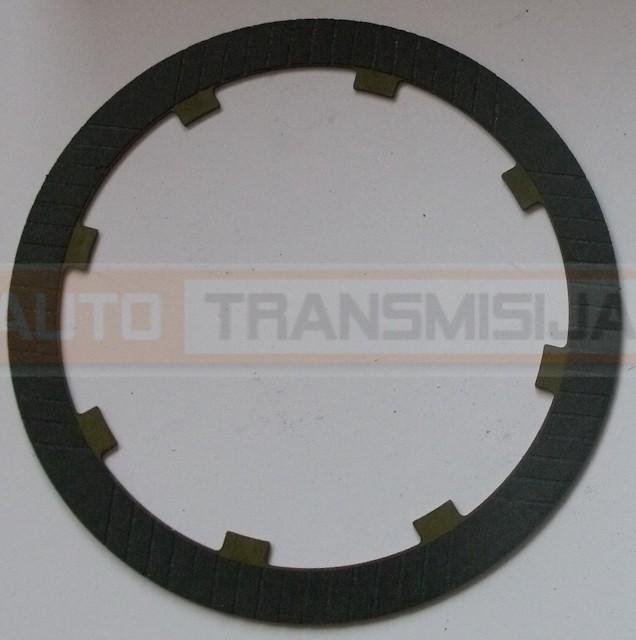 Frikcinis diskas DPO / AL4