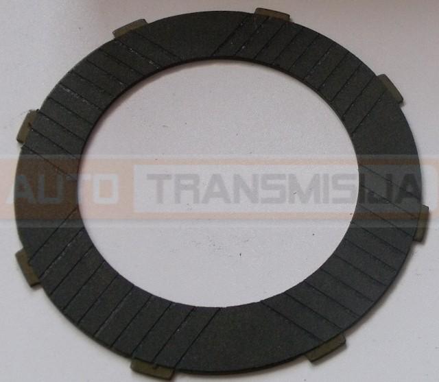Frikcinis diskas DPO / AL4 (4th)